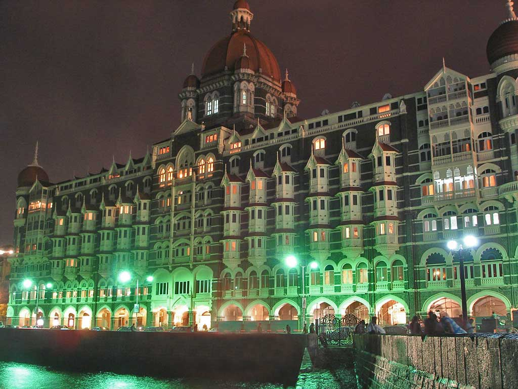 hotel que ver en india