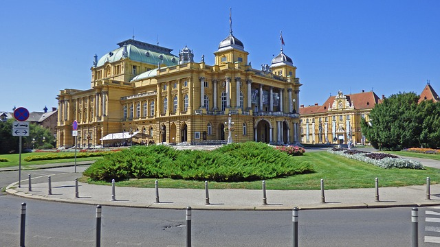 zagreb capital croata