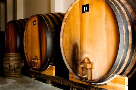 barrica vino alentejo