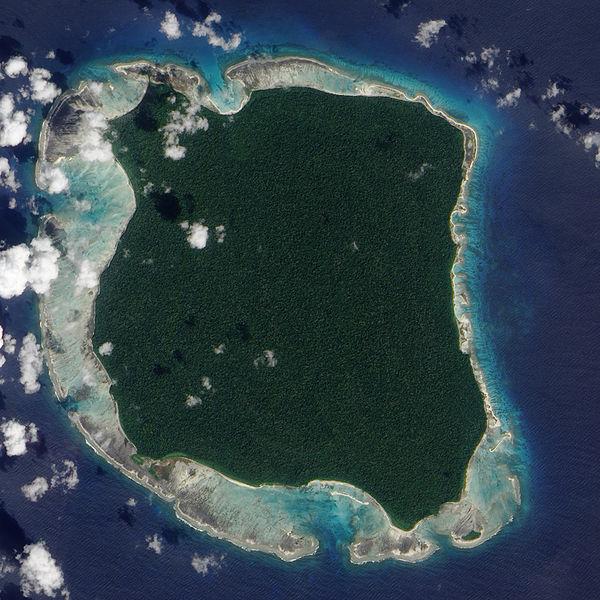 isla sentinel prohibida