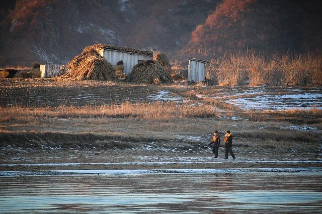 lugares prohibidos corea