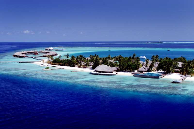 hotel con spa en maldivas