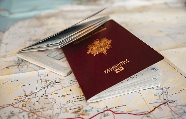 copia del pasaporte consejo para viajar