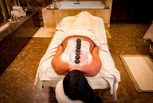 hoteles con spa masaje