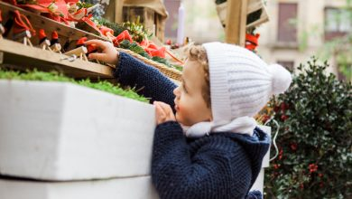 Planes y mercadillos de Navidad en Barcelona