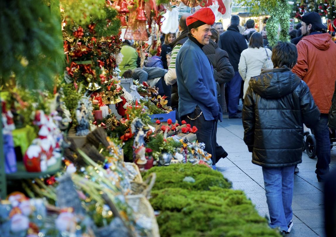 mercados navideños barcelona