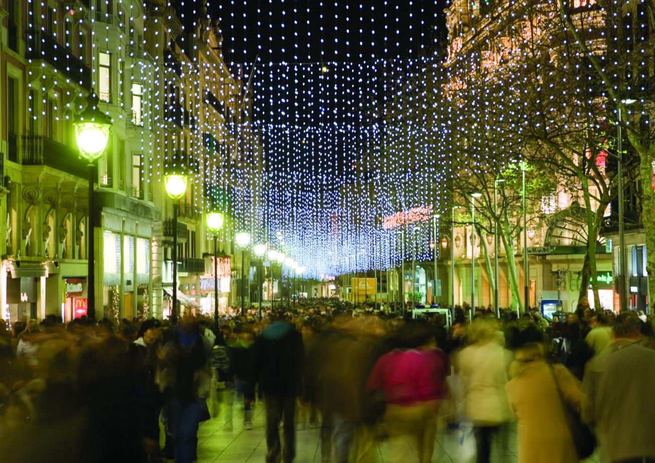 planes navideños en barcelona