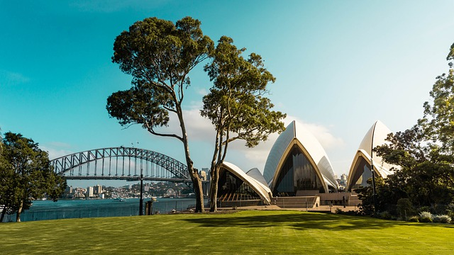australia calor en navidad