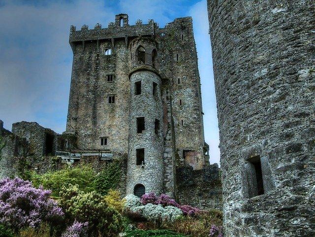 castillos de irlanda viajes de pelicula