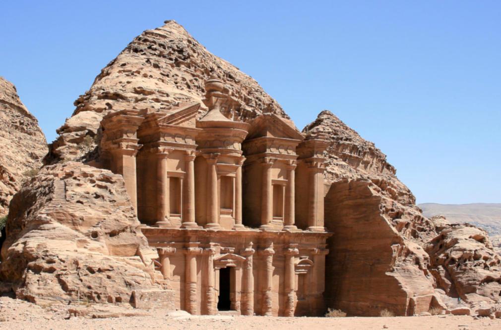 maravilla subterranea petra jordania