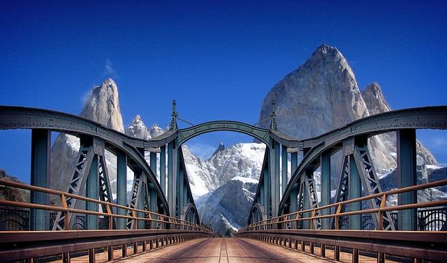 ruta por argentina sur