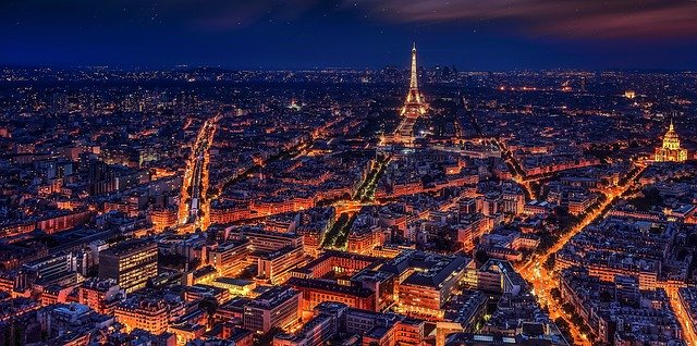 viajes de pelicula paris