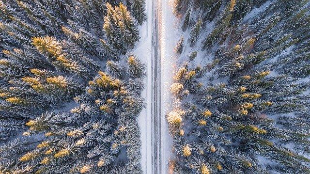viaje a la nieve