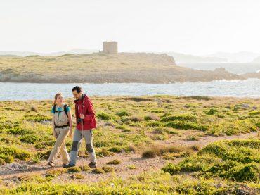 Menorca, un lugar ideal para la práctica de deporte al aire libre