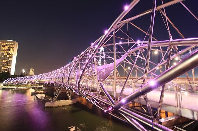 puentes del mundo singapur