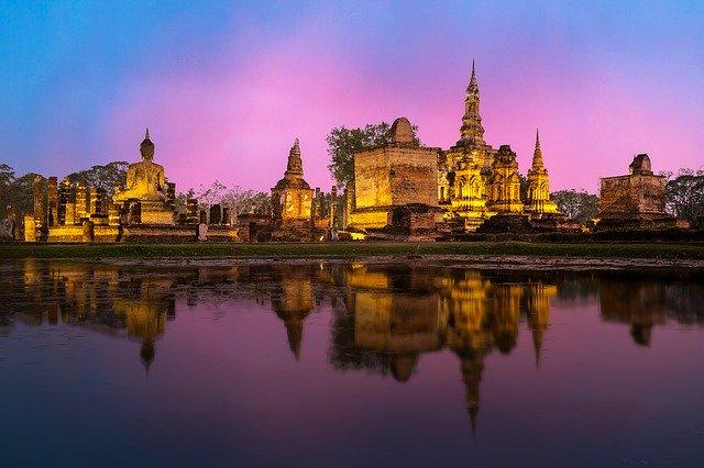 bangkok viajar libros