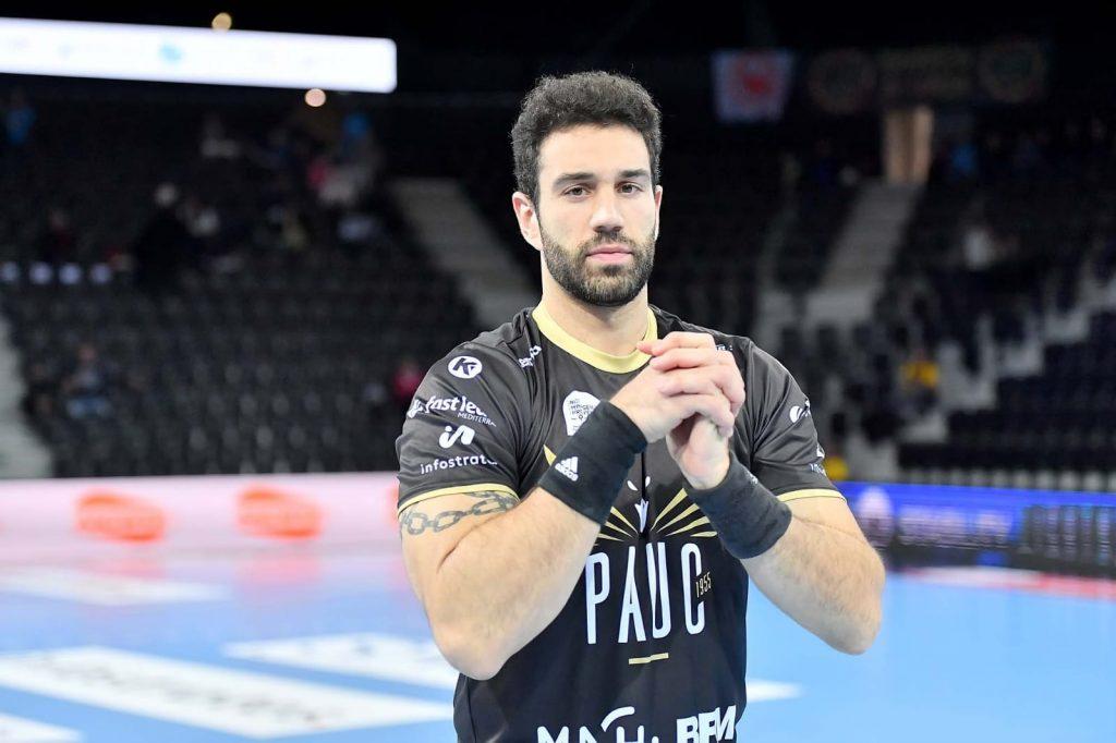 Iosu Goñi ha jugado 7 años en el PAUC de Aix-en-Provence.
