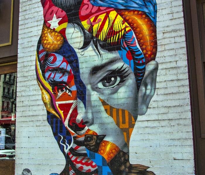 Escapadas de fin de semana: Arte urbano