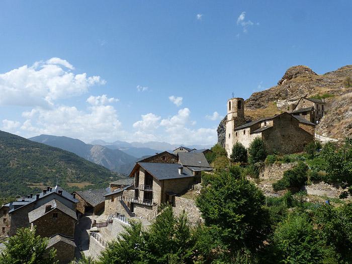 Turismo rural por España