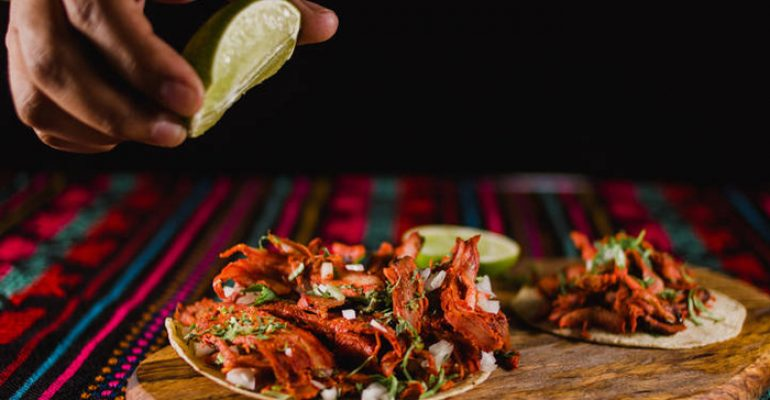 Recetas Viajeras: Tacos al Pastor