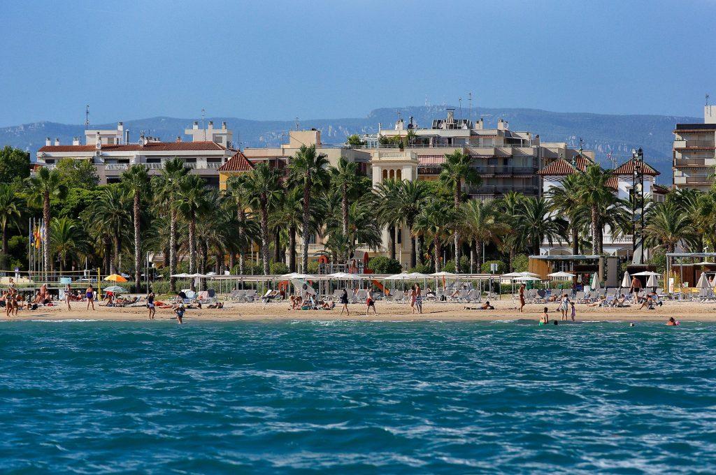 Viu el mar Mediterrani-salou