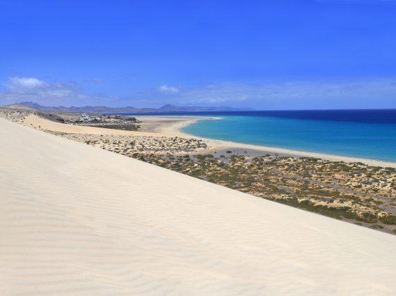 Fuerteventura: la isla playa del Atlántico