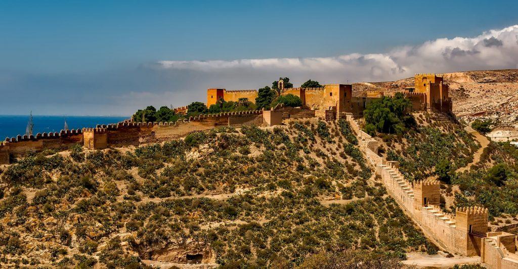 ruta-en-coche-andalucia-alcazaba-almeria