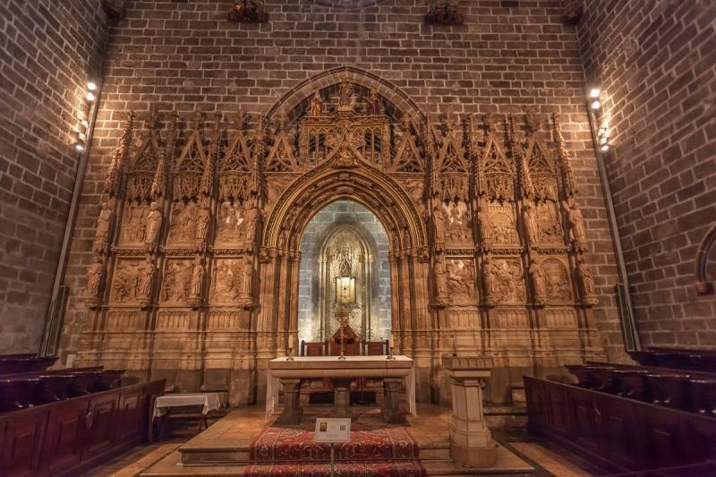Catedral de Valencia de la ruta del Grial