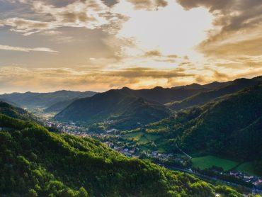 "Rutas sostenibles por Italia: ""Le Vie di Dante"""