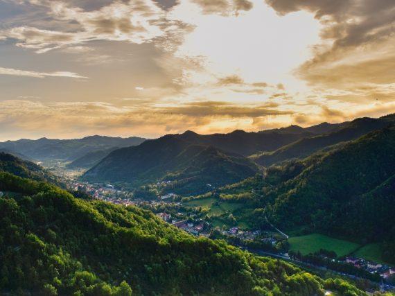 Rutas sostenibles por Italia: «Le Vie di Dante»