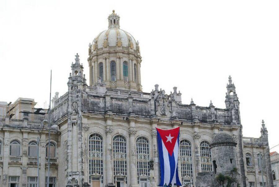Palacio Presidencial de La Habana.