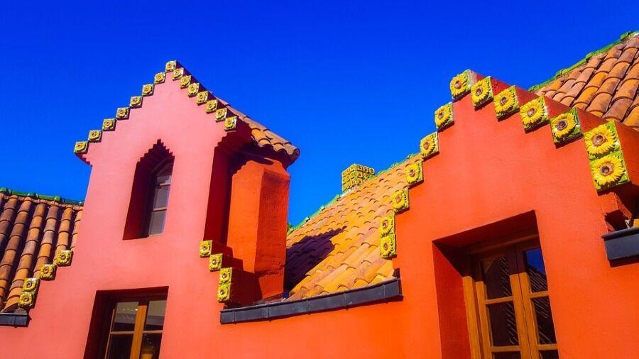 Edificio modernista de Dalí, Comillas, Cantabria